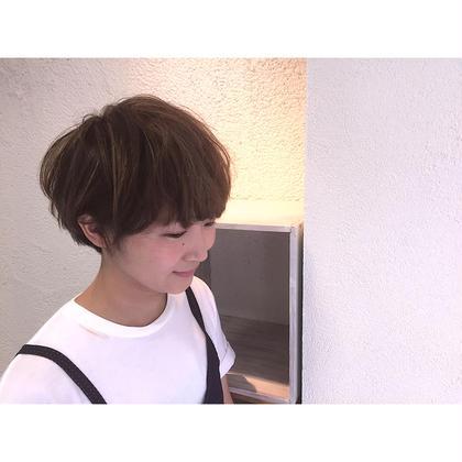 なりたいカラーに☆似合わせ前髪カット & 艶カラー & ナノスチーム&トリートメント