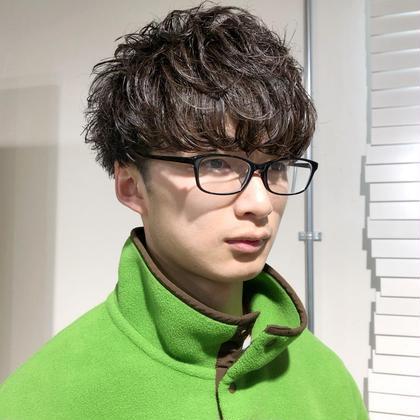 【新規限定】【メンズ限定】カット+カラー
