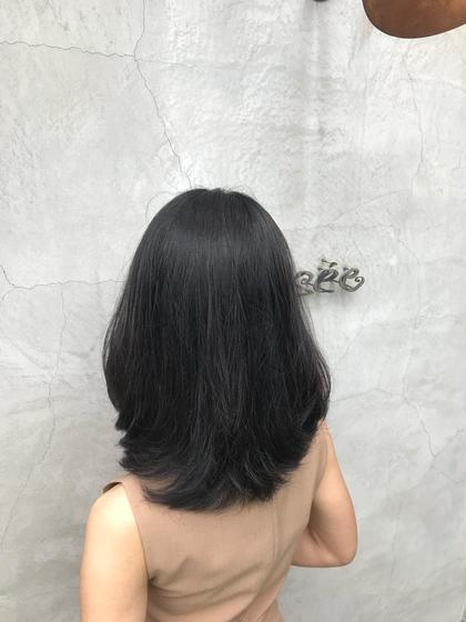 Hair Musee井田店所属・神谷駿太のスタイル