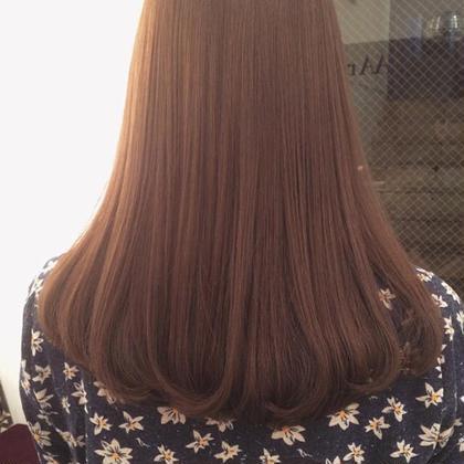イルミナカラー+極上トリートメントで最強つるつるヘア(*^^*) AArtirior所属・御厨成美のスタイル