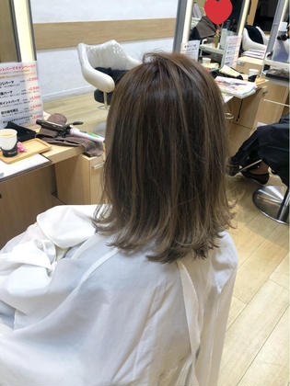 ✨限定価格✨前髪カット ✨ポイントハイライト ✨トリートメント✨巻きスタイリング