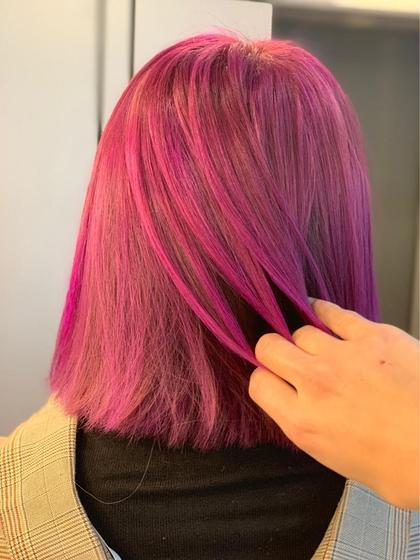 🌈青、赤、ピンク、紫、緑なんでもカラーバター🍭✨