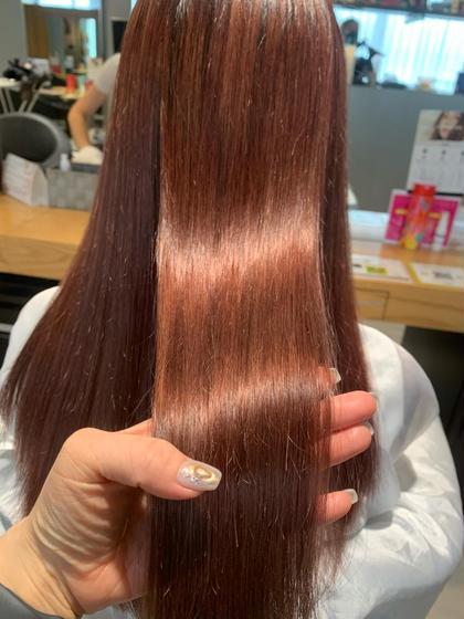 💖美髪コース💖イルミナカカラー+最高級オージュアトリートメント