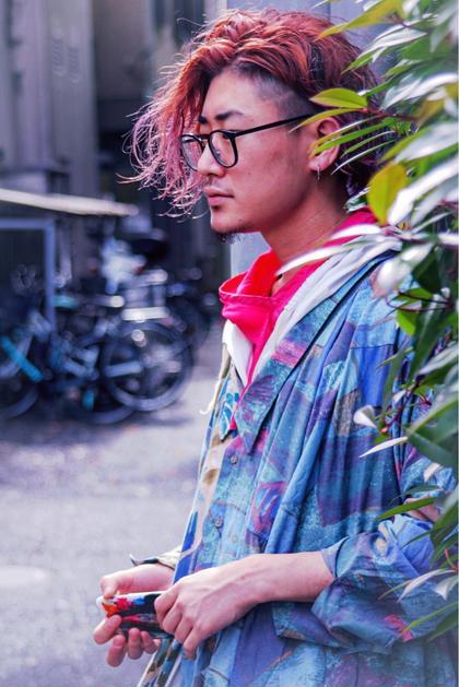 #メンズ #glowcolor #ファッション #オンリーワン FILMORMALE所属・松下汰樹のスタイル