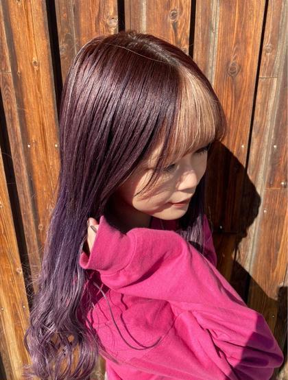 フェイスフレーミング★ブリーチ込💗今流行りの髪型やりましょう💗💗💗
