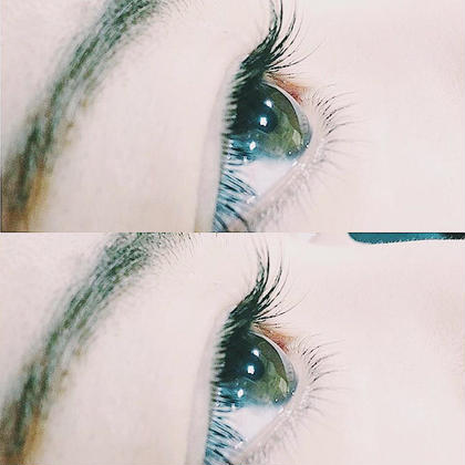 【eyelash + マツパ】マツエク付け放題+パリジェンヌラッシュ 👀睫毛ばっちり💓