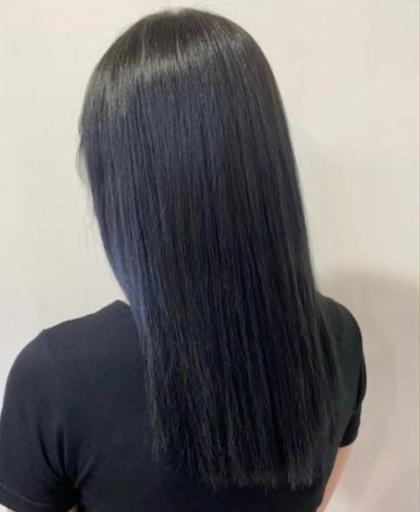 ワンカラー/髪質改善トリートメント