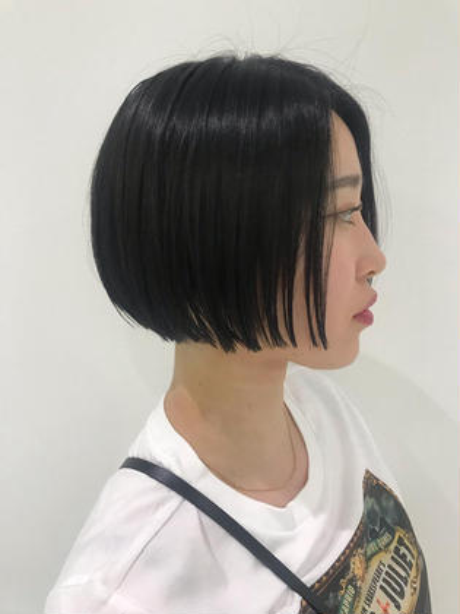 Bee-ms Total Beauty西中島店所属・山内七瀬のスタイル