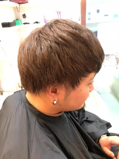 ブリーチ毛からワンカラー グレージュ! produce町田店所属・笹野志帆のフォト