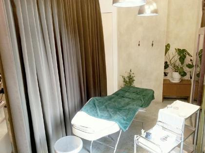 美容室の中にあります カーテンで仕切られた空間☆ real DG所属・real DG 南柏店のフォト