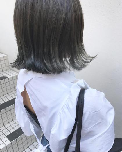 矢野優太のショートのヘアスタイル