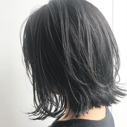 「❗️インスタ人気爆発人気メニュー❗️」骨格矯正カット+高級アディクシーカラー+髪質改善トリートメント