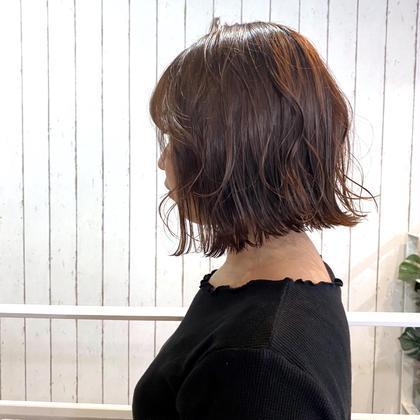 【⭐️驚き安心笑顔のトリートメント⭐️】美髪フルカラー&ハホニコTr(3STEP)