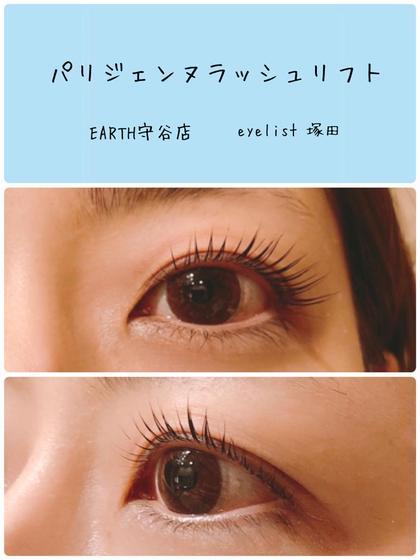 ☆次世代まつげパーマ☆パリジェンヌラッシュリフト6600円→モデル価格5600円