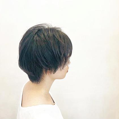 【50%OFF✨✨】デザインカット+潤いトリートメント
