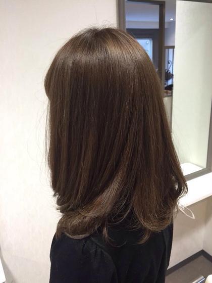 Lucia hair pluieルチア ヘア プリュイ所属・yoshika☆のスタイル
