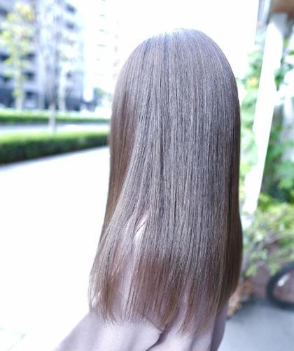 ✴【究極美髪】イノベーションストレート+髪質改善ケラチントリートメント