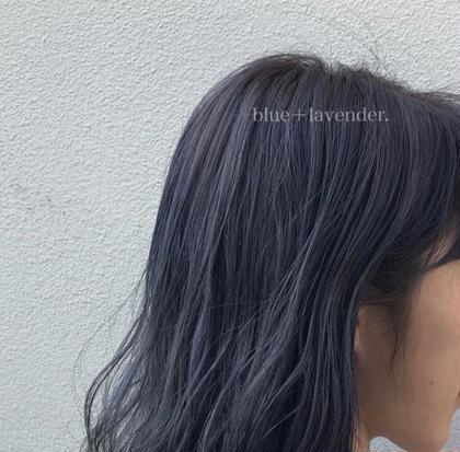 🌸3.4月限定🌸 ∮ W color+treatment ∮ 〔ケアブリーチ+オンカラー+艶トリートメント  〕
