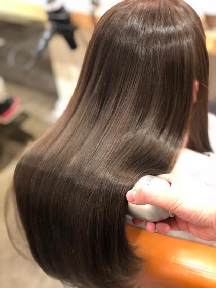 50%OFF21000円→10500円[初回限定] ✨髪質改善 毛髪形状ケア トリートメント✨「サブリミック 」+カット