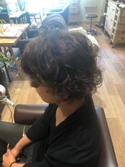 La・sol HAIR所属・竹牟礼翔のスタイル