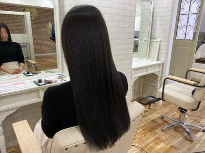 🌸ご新規様限定🌸全頭フルカラー+Aujua髪質改善トリートメント🤤❤️