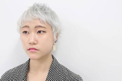 ホワイトアッシュ CLLN Hair design所属・札木哉太のスタイル