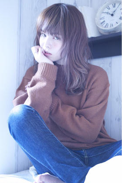 MANON by H所属・トップスタイリスト山内 春輝のスタイル