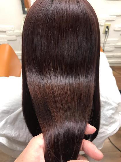 美髮チャージします。 MINT所属・磯部幸弘のスタイル