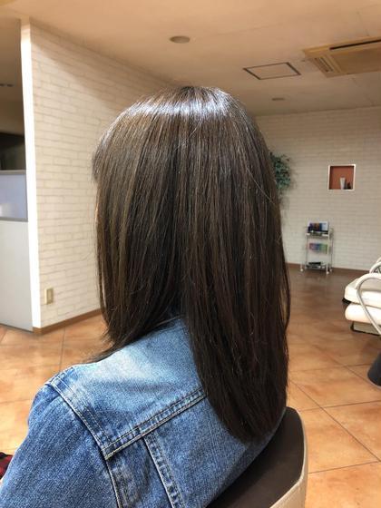 Ladies レイヤースタイル reve所属・井内亮次のスタイル