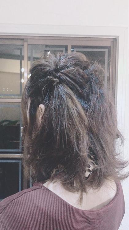 ♡ヘアセット♡カジュアルヘアセット◎ヘアセットメニュー