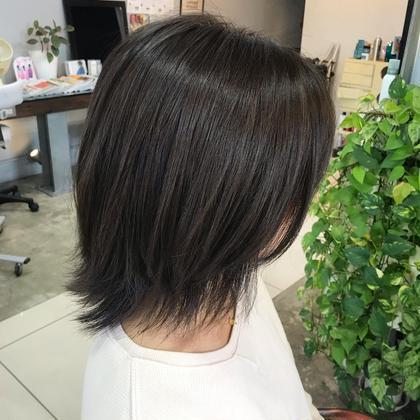 【お手頃価格🌟】白髪染め根本リタッチカラー
