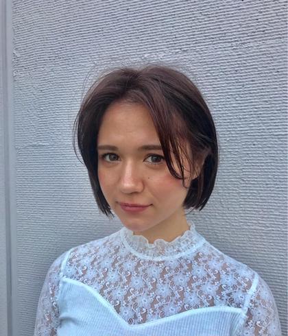 【minimo限定】❤︎カット+カラー (スタイリング付き)