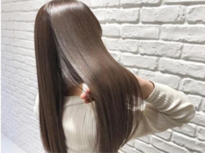 オープンキャンペーン★ごわつき、広がりに髪質改善トリートメント♪ ¥5800