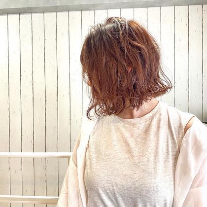 【🌺24歳以下限定🌺イマドキ女子必見🌸】美髪前処理Tr&カット&美髪フルカラー&ハホニコTr(1step)
