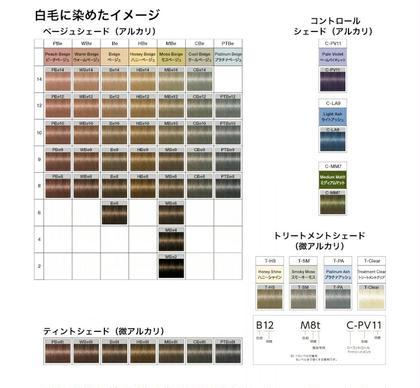 イルミナカラーに続いて、透明感を売りにしたカラー剤が登場しています。 その中でも注目なのが、シュワルツコフの「ピクサムカラー」 日本人に似合うベージュを基調としたカラー剤です。 いろんなベージュが7色もあり、カラーチャートを見ているだけで楽しくなります。 クレイジーダイアモンド所属・加藤正徳のスタイル