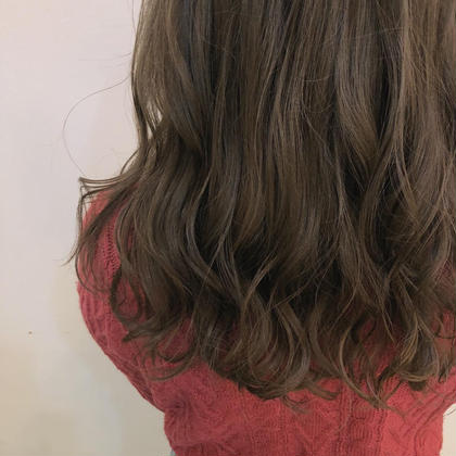 💙月限定💙 𓎋 カラー&前髪カット&トリートメント𓎋