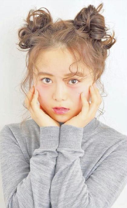 おちゃめな可愛さ♪ Hair-salon&BeautyLOA【ロア】所属・itoasamiのスタイル