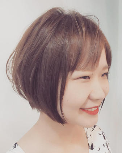 夏のショートスタイル☆ 美容室vert所属・広実誠矢のスタイル