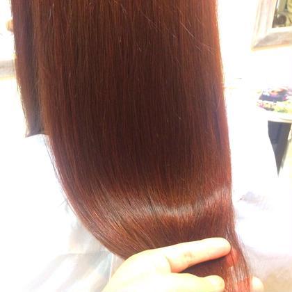 ストリートメントでツヤ髪✨ FILM.s所属・切原美咲のスタイル