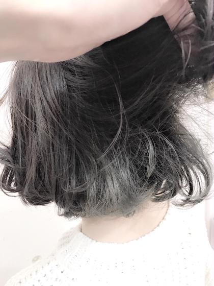 ✈️デザインカラーならお任せ🇮🇹ダブルカラーでつくる(ブリーチ込み)インナーカラー✖︎トリートメント & 炭酸スパ