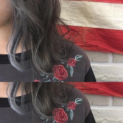 インナーカラー✩ Hair design salon swag  (スワッグ)所属・MIHOのスタイル