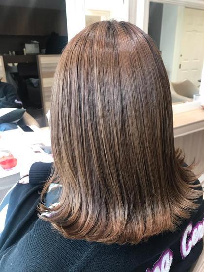 本気でオススメ‼️話題の髪質改善トリートメント+カラー✨ロング料金なし✨