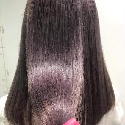 【🦋今❗️話題の髪質改善トリートメント🦋】✨髪質改善トリートメント✨髪質を芯の部分から補修、改善してくれます💎