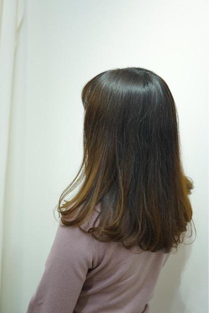 mille所属の平田直也のヘアカタログ