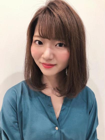 🕊【髪質改善】N.ケラ熱トリートメント!