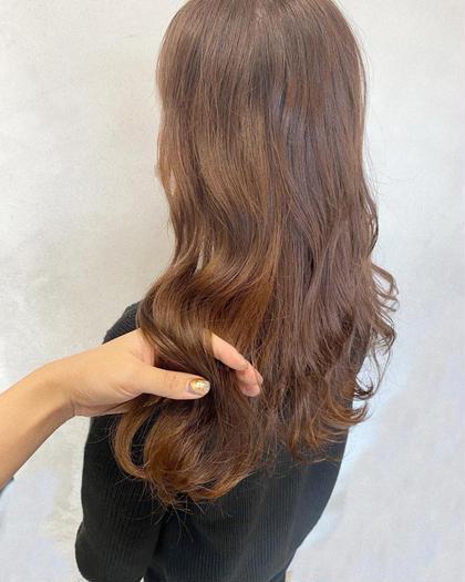 【平日限定】全体カラー + 美髪*トリートメント
