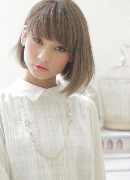 甘辛mix Lee阪急十三店所属・Lee masunagaのスタイル