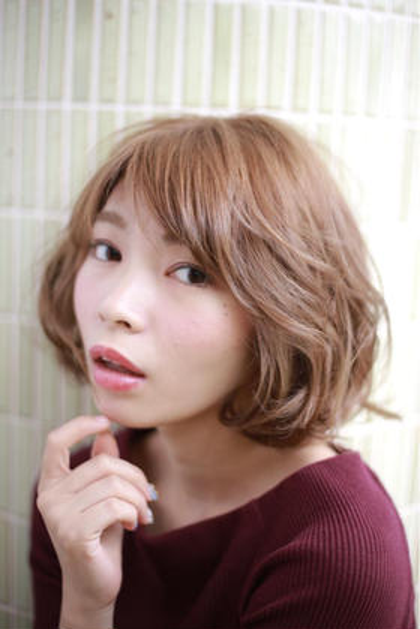 Hair Garden 葉庭所属・加納慎太郎のスタイル