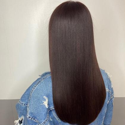 🔹5回目以降特別メニュー🔹メンテナンスカット➕ホリスティックヘアカラー(T2.T3)付き➕髪質改善トリートメント
