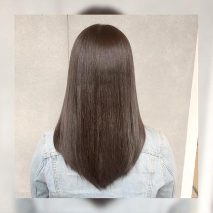 ❣️人気NO.2❣️✨潤艶縮毛矯正&キラ艶トリートメント✨自慢の最高品質極上ストレート✨綺麗な艶髪に
